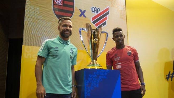 Athletico e Flamengo se enfrentam na Supercopa do Brasil