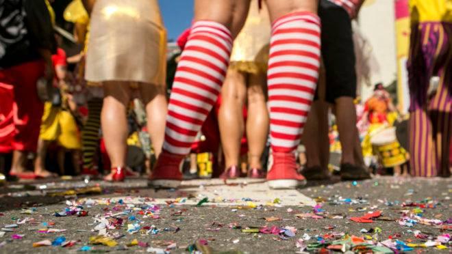 Agenda para todos os gostos nos carnaval de Curitiba.