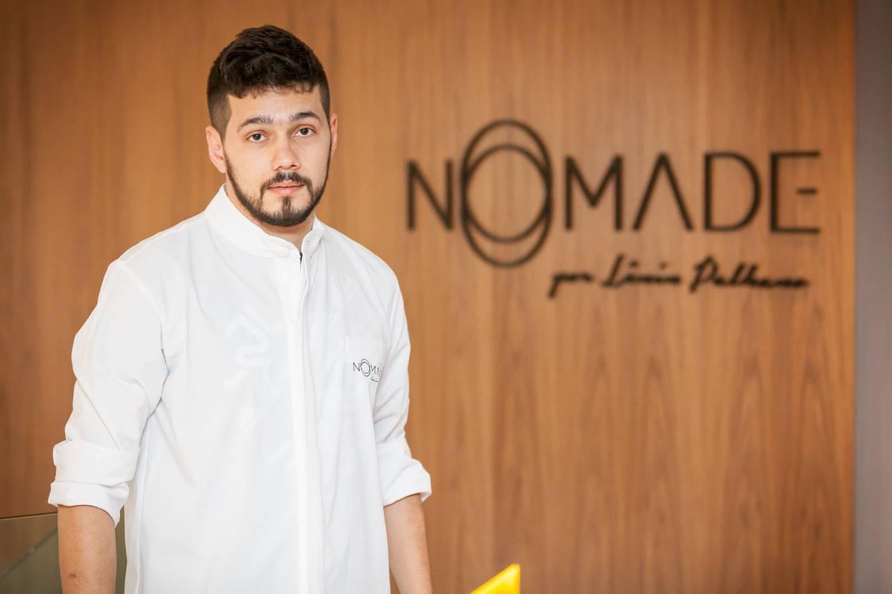 Chef Lênin Palhano. Foto: Gazeta do Povo