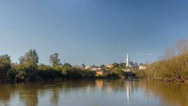 Vista de São Mateus do Sul