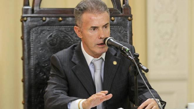 O deputado estadual Chiquinho da Mangueira (PSC).