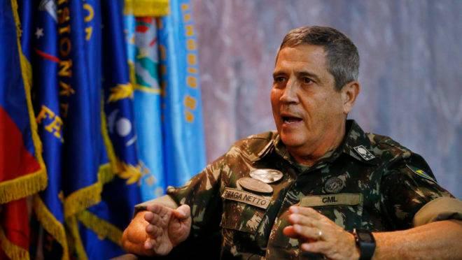 General Braga Netto comandará Casa Civil, em substituição a Onyx Lorenzoni