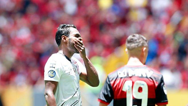 Furacão não criou boas chances no Mané Garrincha.