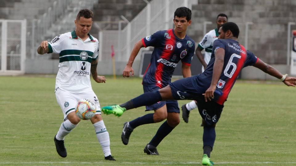 Barroca admite que queda do Coritiba na Copa do Brasil afetou atletas em derrota no Estadual