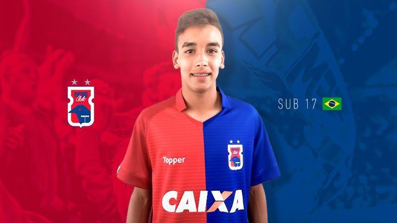 Raimar trocou o Paraná pelo Athletico em 2019. Foto: Divugalção/Paraná Clube