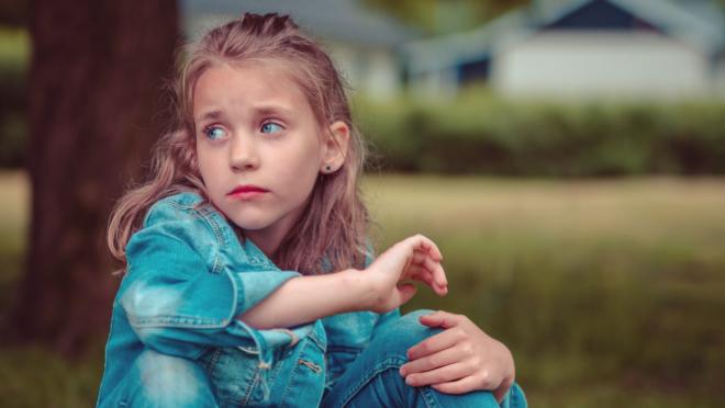 O que não dizer ao seu filho quando ele está triste