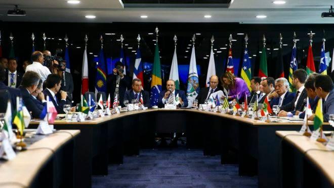 Fórum de governadores de 2020, realizado em fevereiro.