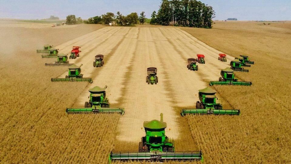 Brasil é país agrícola: aceita que dói menos