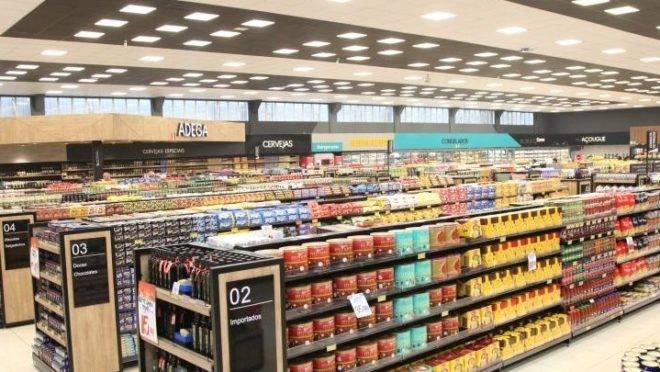 Condor supermercado gourmet. Foto: Marcelo Miranda/divulgação.