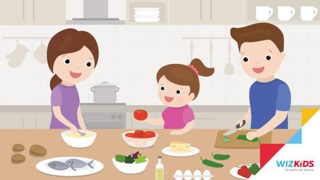 Veja duas receitas em inglês para você fazer com as crianças