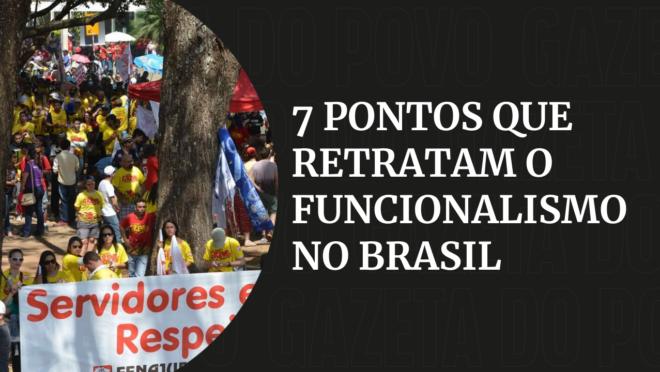Funcionalismo público no Brasil: Bolsonaro e Paulo Guedes