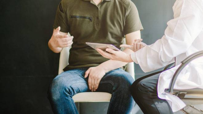 Como se preparar para um exame de próstata