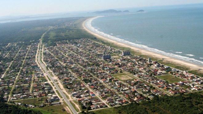 Pontal tem pouco mais de 26 mil habitantes e está localizada no litoral do Paraná