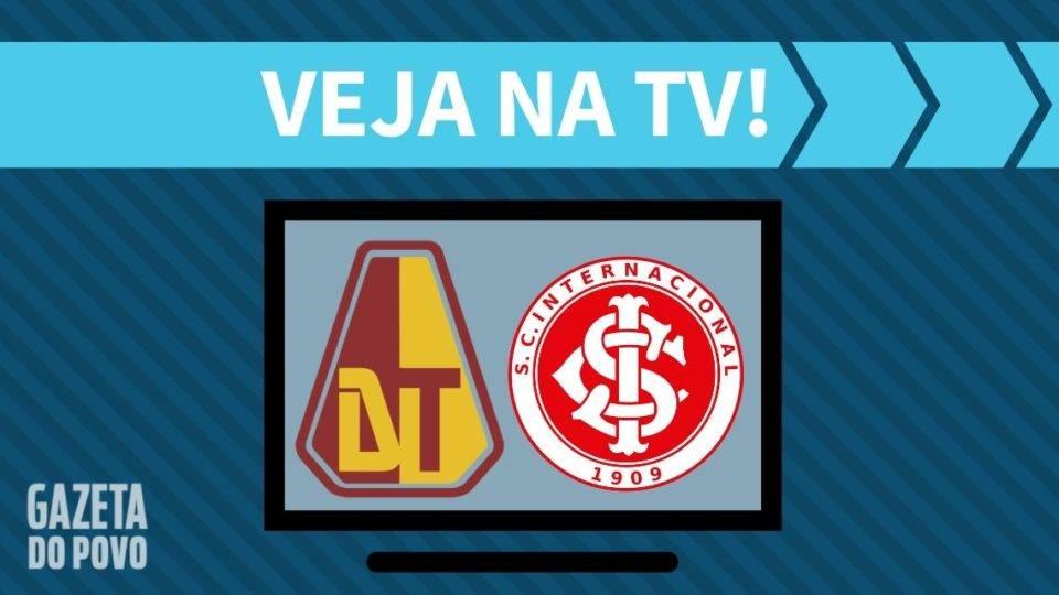 Tolima x Internacional: como assistir o jogo pela Libertadores 2020