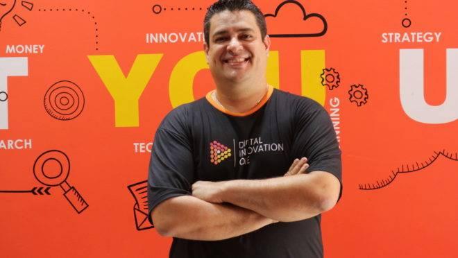 Igla Generoso, CEO da Digital Innovation One.