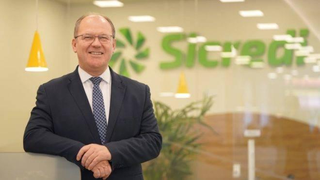 Jaime Basso, presidente do Sicredi PR/SP.