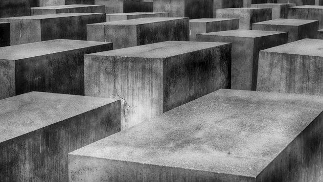 Memorial do Holocausto (Imagem Pixabay)
