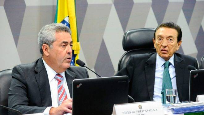 O subprocurador-geral da República, Nívio de Freitas Silva Filho.