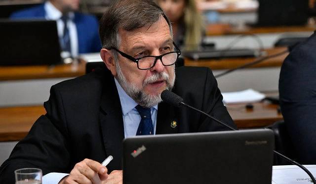 O senador Flávio Arns (Rede-PR).
