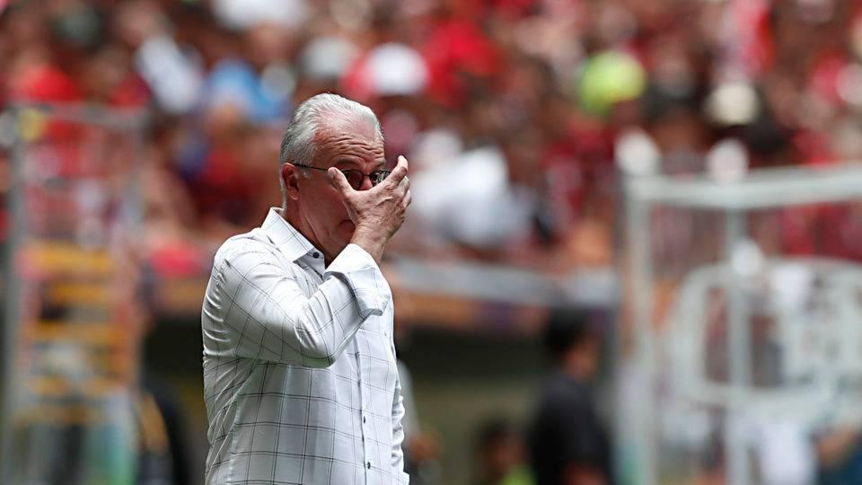 Athletico desfigurou-se para a Libertadores. A sorte atleticana está lançada