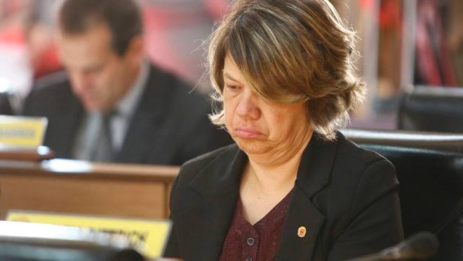 Vereadora Katia Dittrich (Solidariedade).