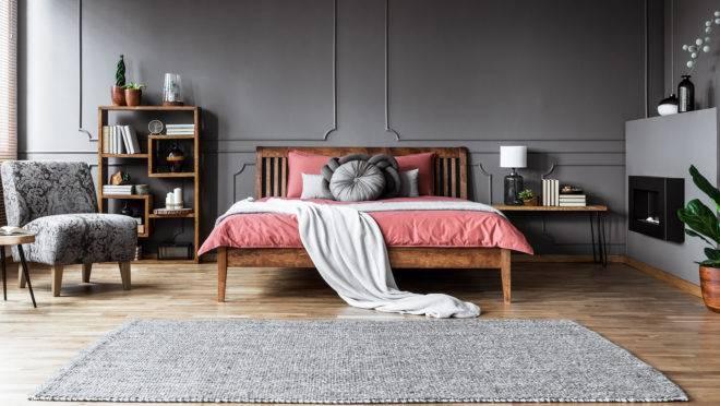 Nada como acordar e colocar os pés sobre um tapete fofo e macio