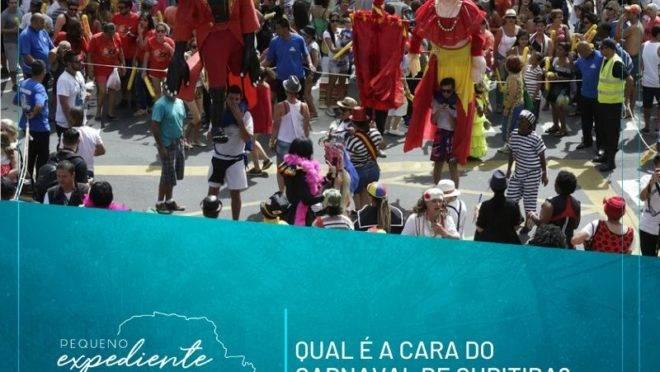 Podcast: como o poder público está olhando para o carnaval em Curitiba – e no Paraná