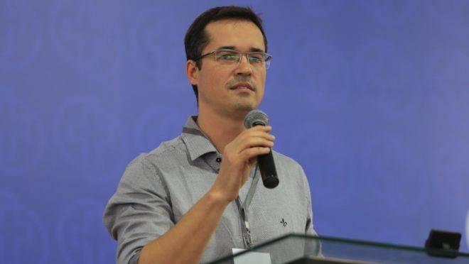 Deltan Dallagnol palestrou no evento Consciência Cristã e falou sobre ética e combate à corrupção