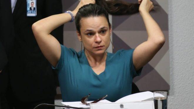 Janaina Paschoal: ex-aliada de Bolsonaro