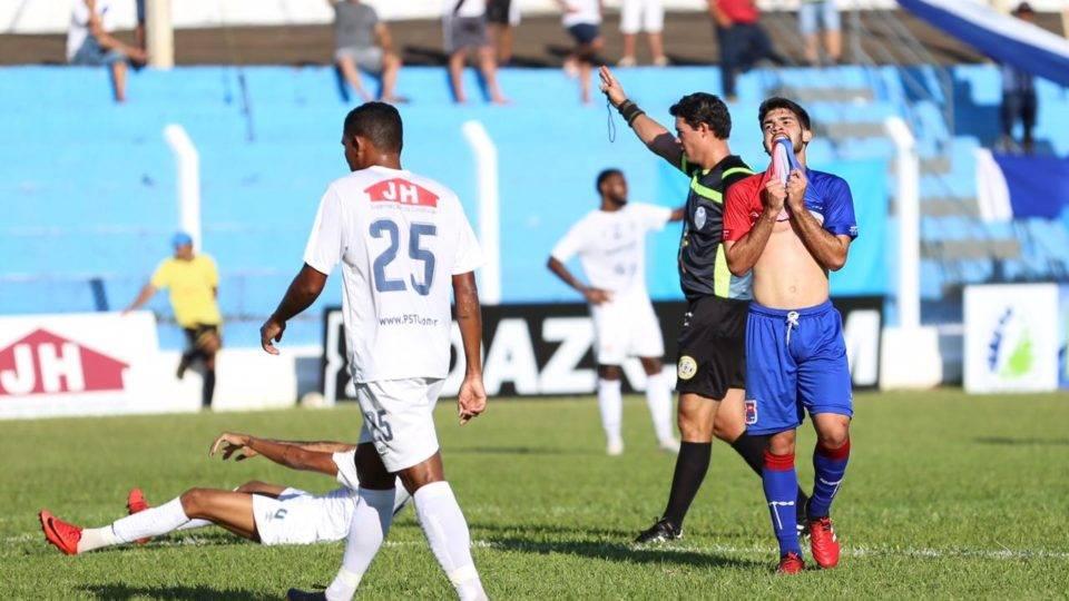 Paraná poupa titulares para a Copa do Brasil e perde para o então lanterna PSTC