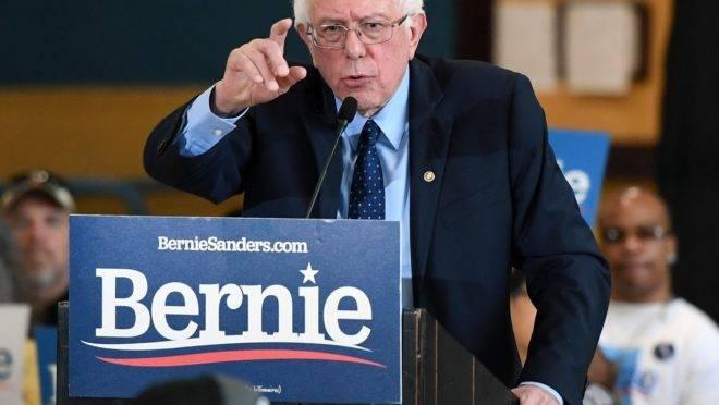 Bernie Sanders em Nevada
