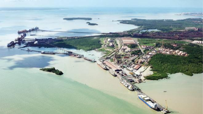 Porto do Itaqui, Maranhão