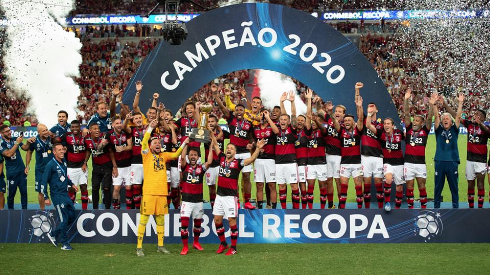 Flamengo chega ao 3º título em 2020 e fatura quase R$ 9 milhões em premiações