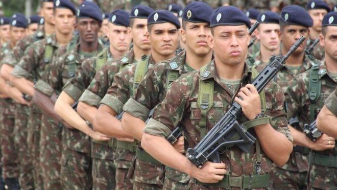 Os aprovados ingressarão no Curso de Formação de Sargentos do Exército, com duração de 24 meses
