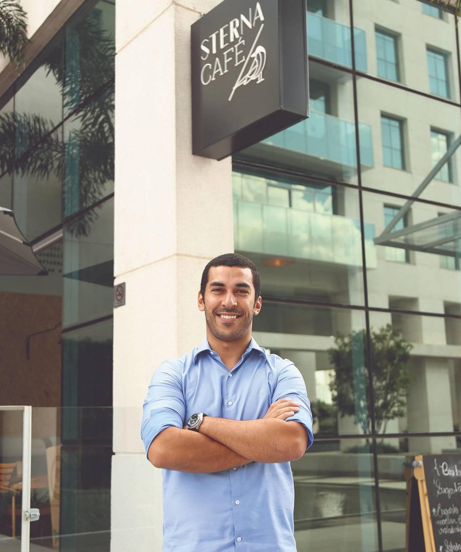 Deiverson Migliatti, do Sterna Café: consumidores querem produto de mais qualidade.