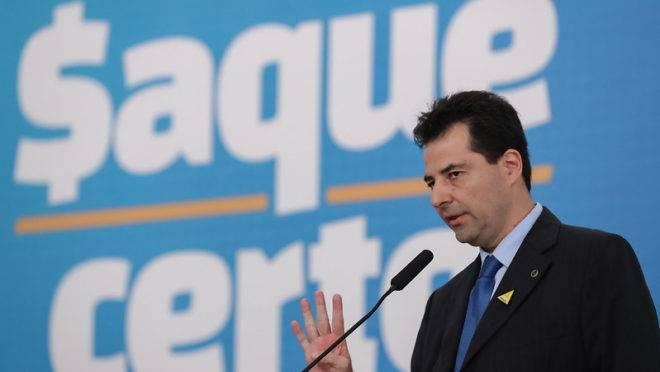 Secretário de Política Econômica do Ministério da Econômia, Adolfo Sachsida