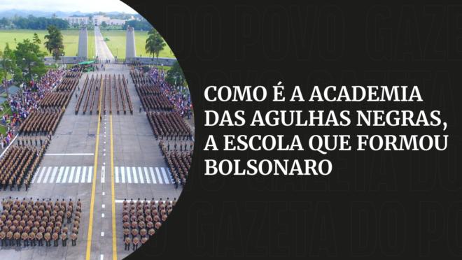 Bolsonaro - Agulhas Negras