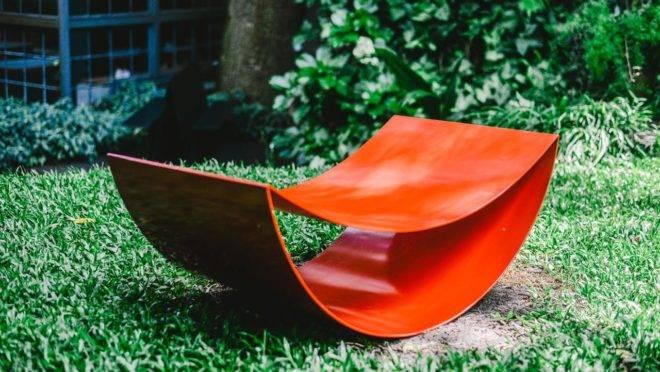 Até mesmo a Jaime Lerner Design já doou uma peça criada pelo arquiteto para o leilão. Foto: Jaime Lerner Design/Divulgação