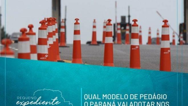 Podcast: que modelo de pedágio o Paraná vai adotar para os próximos 25 anos?