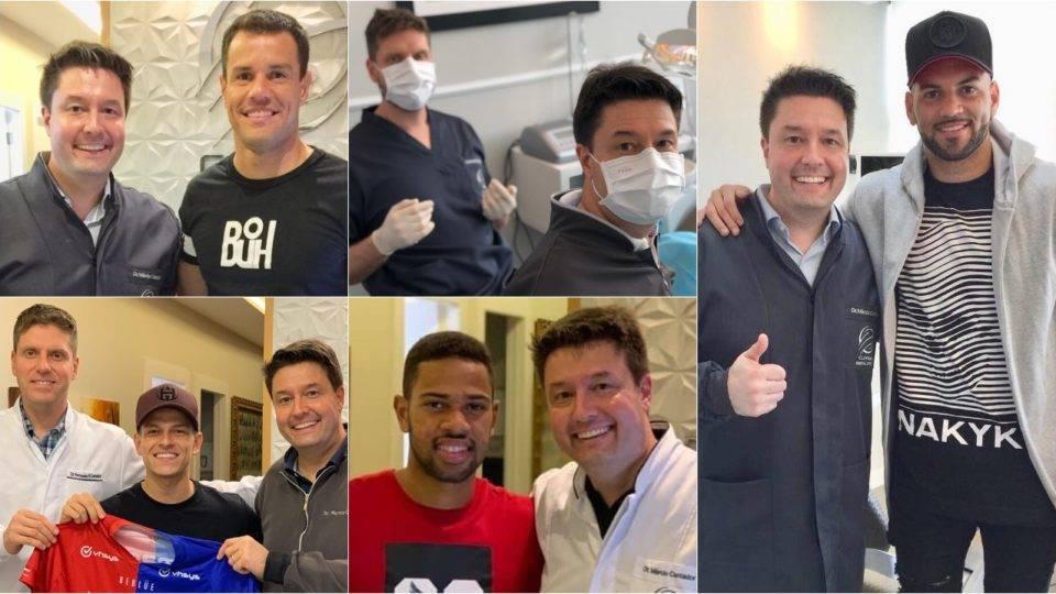 Com atendimento especial, clínica odontológica faz sucesso com boleiros da capital