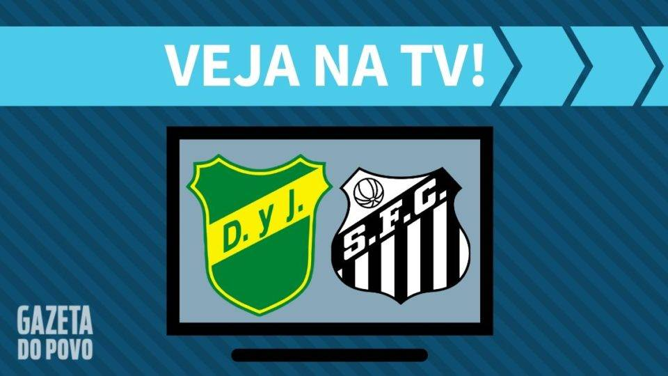 Defensa Y Justicia x Santos AO VIVO: como assistir na TV