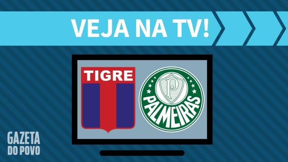 Tigre x Palmeiras AO VIVO: como assistir na TV