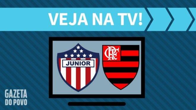 Junior x Flamengo: veja onde assistir
