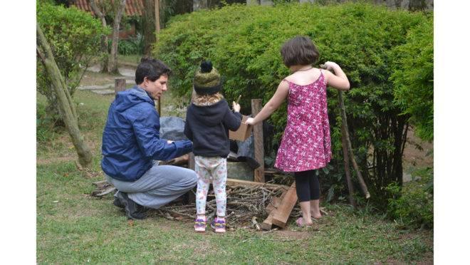 """O brincar com os filhos pode ser uma """"atividade corporativa"""""""