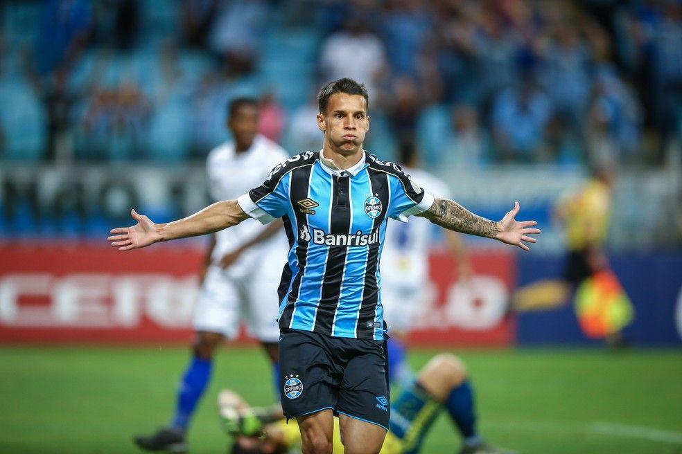 Ferreira foi afastado no Grêmio | Foto: Lucas Uebel/Grêmio