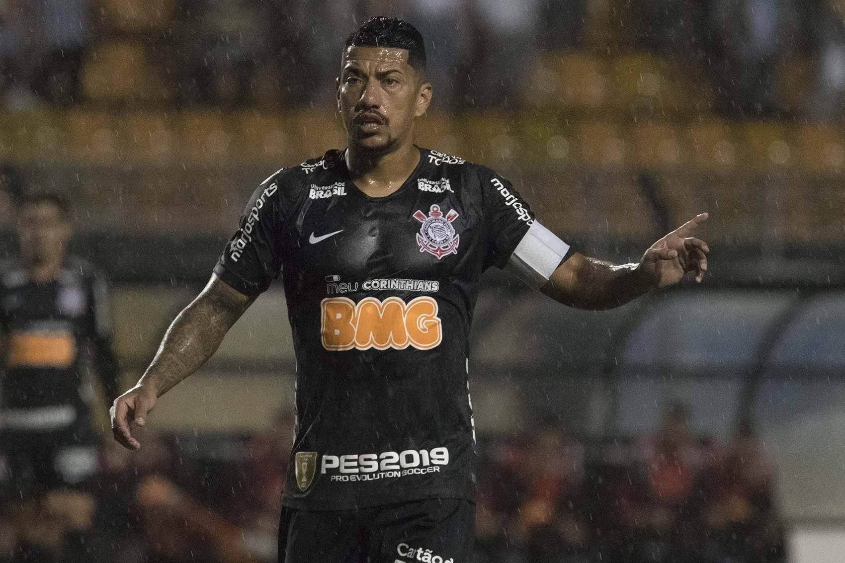 Ralf foi campeão brasileiro, da Libertadores e Mundial | Foto: Daniel Augusto Jr. / Ag. Corinthians