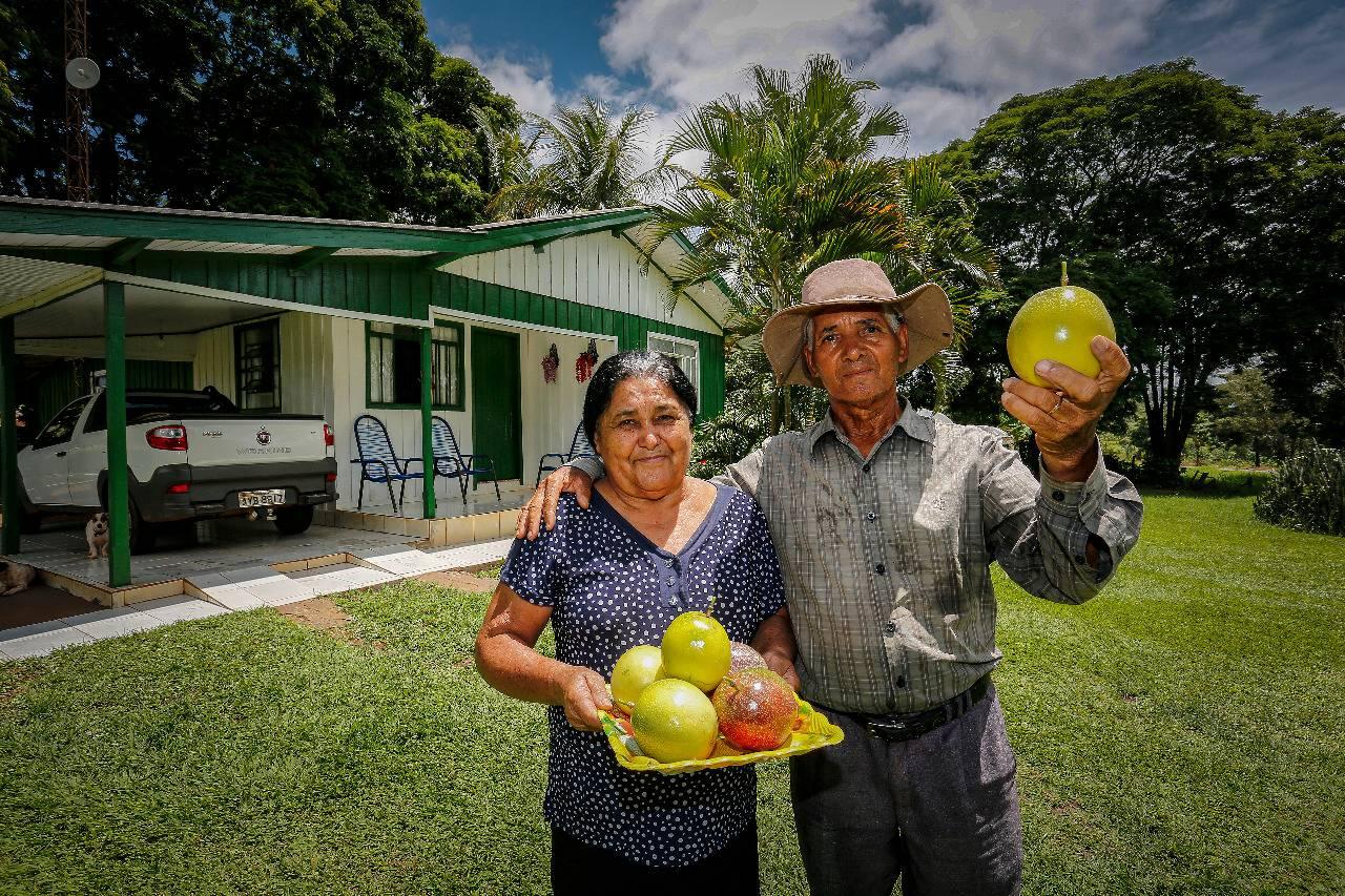 José e Raimunda trabalham na propriedade, mas seus três filhos não deram indícios de continuar a atividade da família.