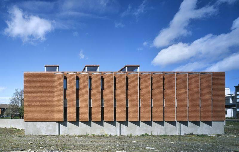 Instituto de Urbanismo da Irlanda. Foto: Ros Kavanagh