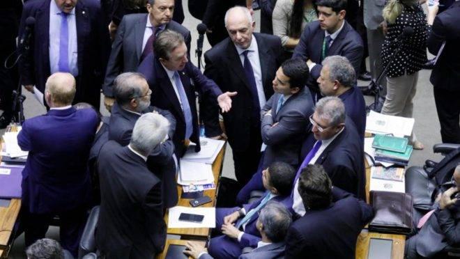 Desfecho favorável ao Planalto ocorreu com relativa tranquilidade no Congresso: veto foi mantido com os votos de 398 deputados.