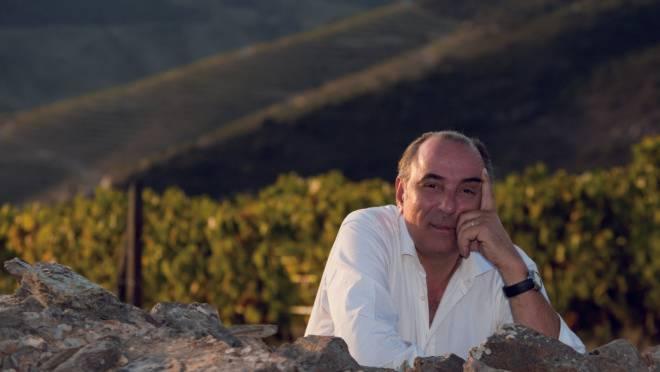 José Maria tem quase 50 anos de experiência com vinhos. Foto: Divulgação